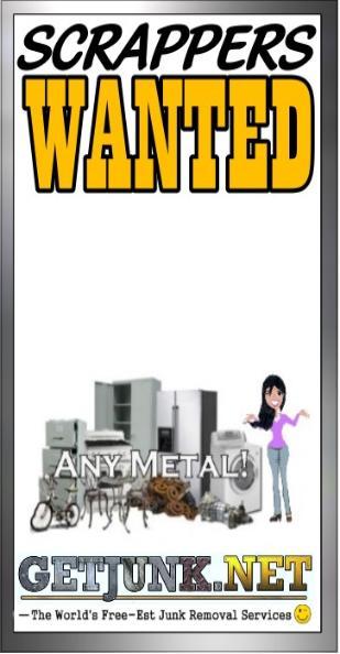 Free Scrap Metal Removal >> Why Pay Free Scrap Metal Pick Up Collection Burlington Wa